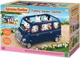 Sylvanian Families 5274 Rodzinny Pojazd Dla Lalek, Wielokolorowy, 11 Elementów