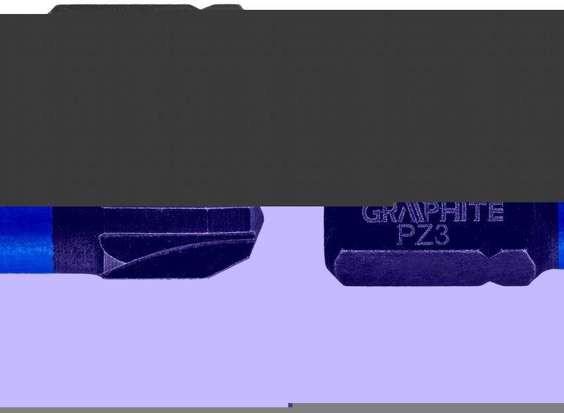 Bity udarowe PZ3x25mm 2szt. 56H505
