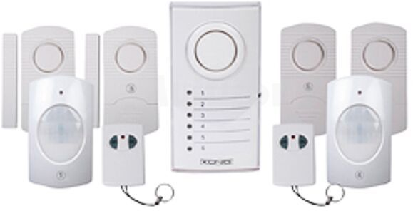 Bezprzewodowy system alarmowy Koning