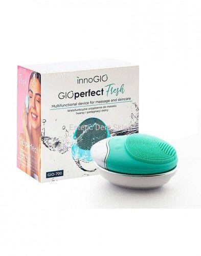 Szczoteczka do masażu twarzy i pielęgnacji skóry INNOGIO Gio Perfect Fresh GIO-700