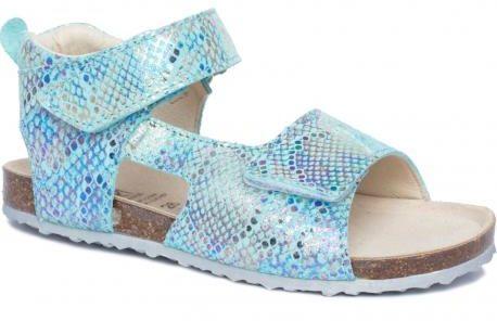 EMEL E 2508B-2509B-11 sandały, sandałki fusbet, korek dla dziewczynek