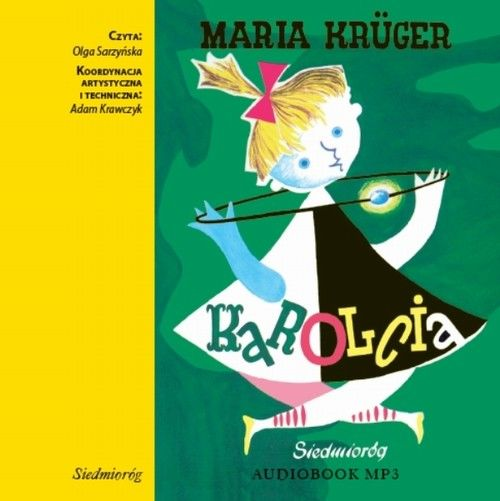 Karolcia - Maria Krüger - audiobook
