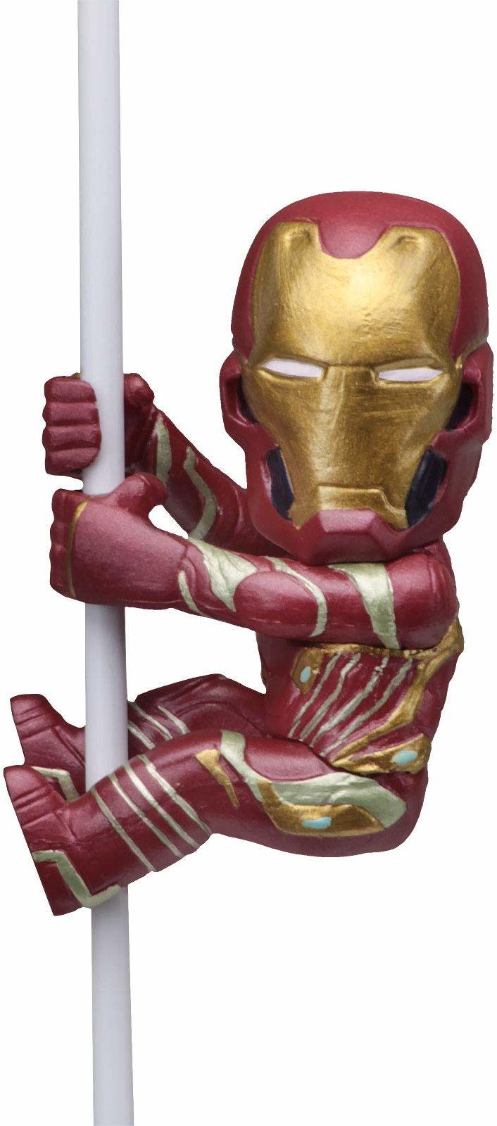 Neca - Marvel Scaler Iron Man, wielokolorowy (NECA14825)