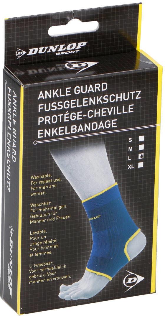 Opaska elastyczna ściągacz na nogę kostkę Dunlop