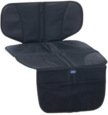 Chicco Mata Ochronna Pod Fotelik Samochodowy Black 0m+ Chicco Mata Chroniąca Fotel Samochodowy 0m+
