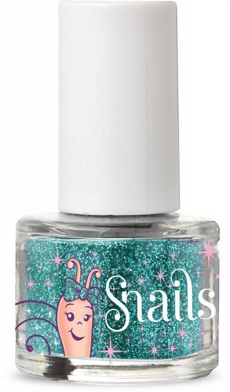 Snails, Sypki brokat do paznokci Turquoise, 7ml