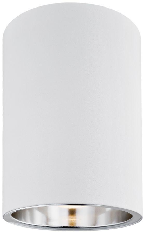 Plafon Tyber 1 475 Argon nowoczesna oprawa w kolorze białym
