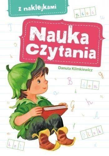 Nauka czytania - Danuta Klimkiewicz, Maria Kwiecień