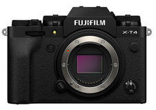 Aparat Fujifilm X-T4 (body) czarny 3 lata gwarancji Rabat na obiektyw!