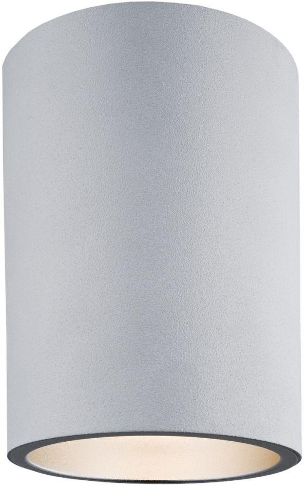 Plafon Tyber 1 473 Argon nowoczesna oprawa w kolorze srebrnym