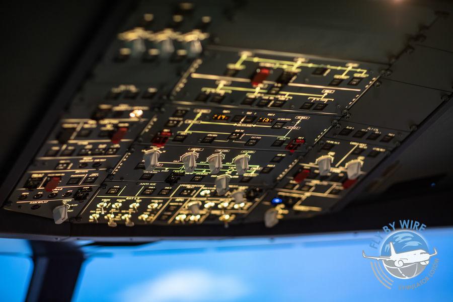 Symulator lotu samolotem - Airbus A320 - Dąbrowa Górnicza - 60 minut