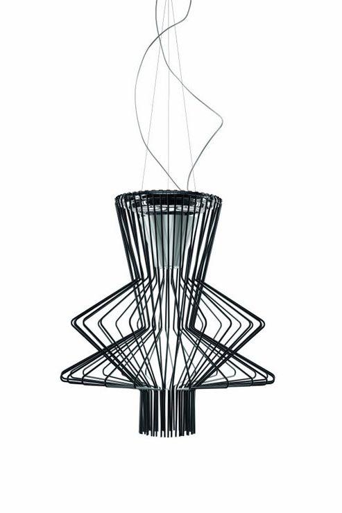 Allegro Ritmico Ø75 szary grafit - Foscarini - lampa wisząca  GWARANCJA NAJNIŻSZEJ CENY!