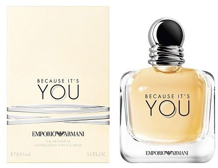 Giorgio Armani Emporio Because It''s You woda perfumowana - 150ml