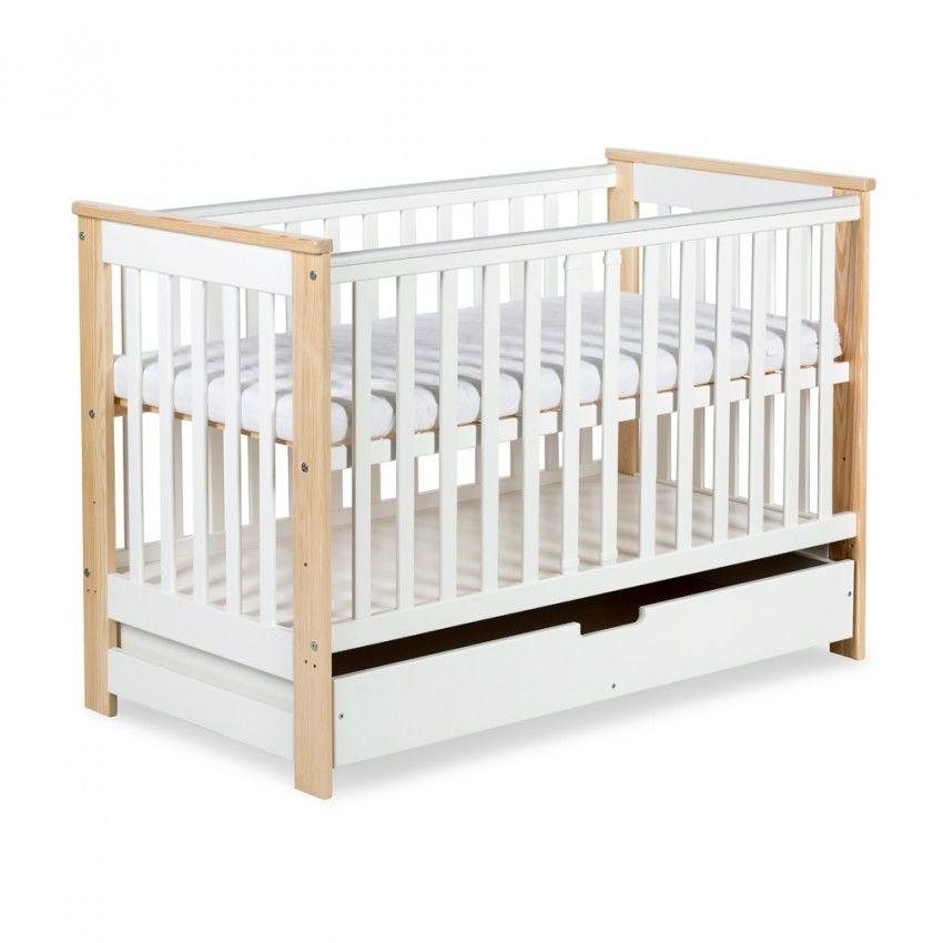 Łóżeczko niemowlęce Pepa