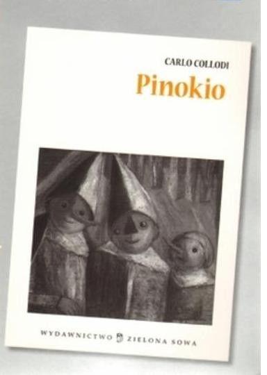 Pinokio audio lektura - Carlo Collodi - audiobook