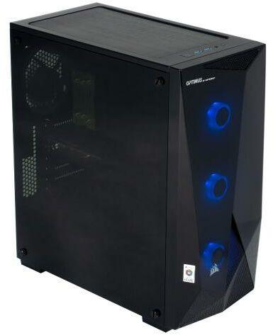 Optimus GB450T-CR3 AMD Ryzen 5 3600 16GB 1TB + 480GB GTX1660S W10 - Kup na Raty - RRSO 0%