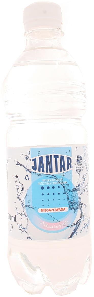 Woda Jantar niegazowana - Uzdrowisko Kołobrzeg - 500ml