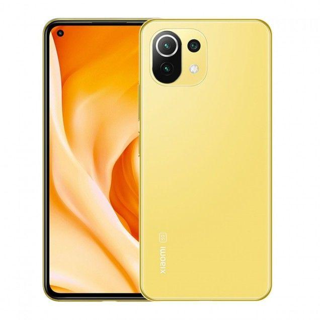 Xiaomi Mi 11 Lite 5G 6GB/128GB Zółty GS-T-XIA-0613