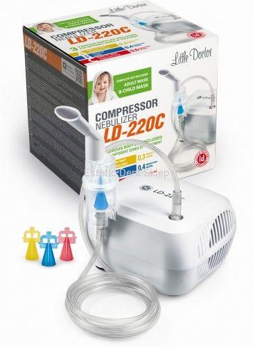 Inhalator - Nebulizator Little Doctor LD-220C