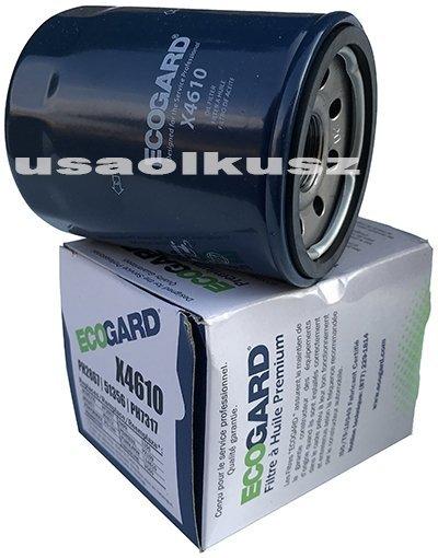 Filtr oleju silnika Honda Ridgeline