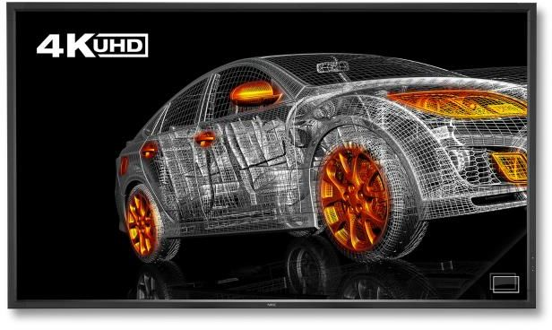 NEC X841UHD-2 PG (Protective Glass)