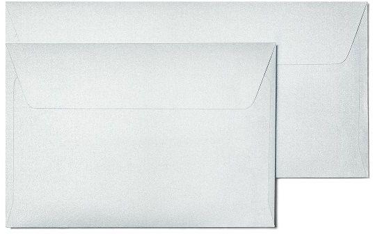 Koperty ozdobne Pearl srebrny C6