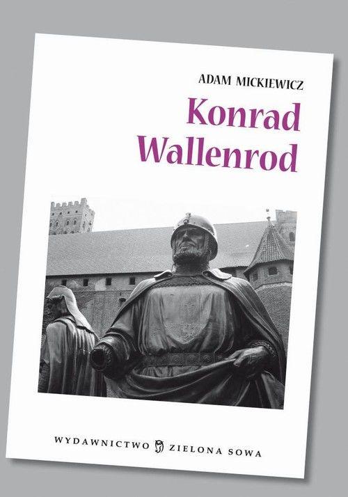 Konrad Wallenrod audio lektura - Adam Mickiewicz - audiobook
