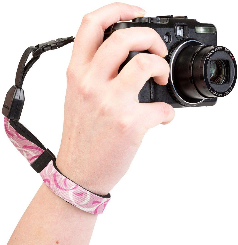 Optech USA 1823021 pasek do noszenia do aparatów cyfrowych, różowy