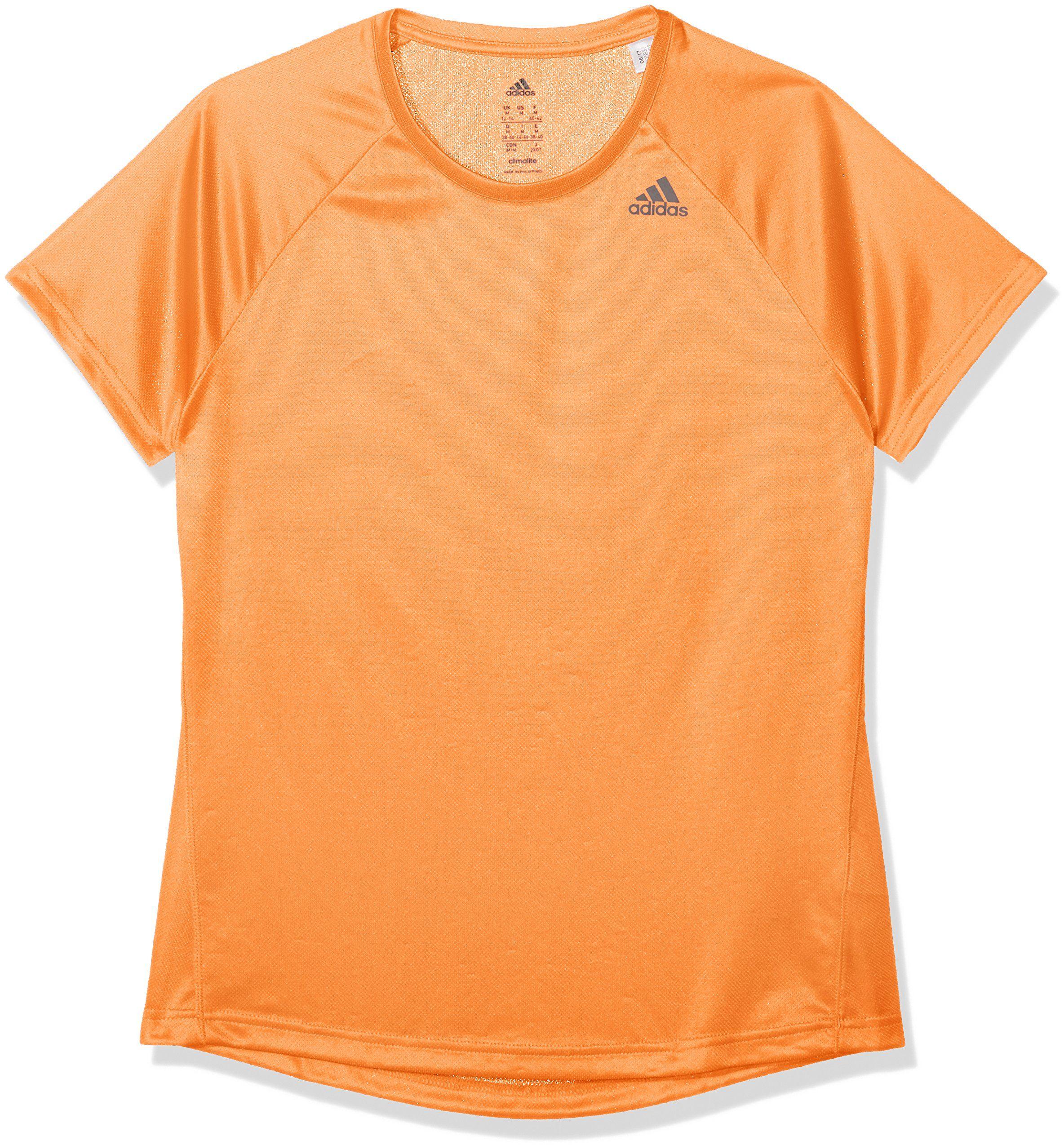 Adidas damskie D2M Lose top z krótkim rękawem, wielokolorowe/narsen, 2X-małe