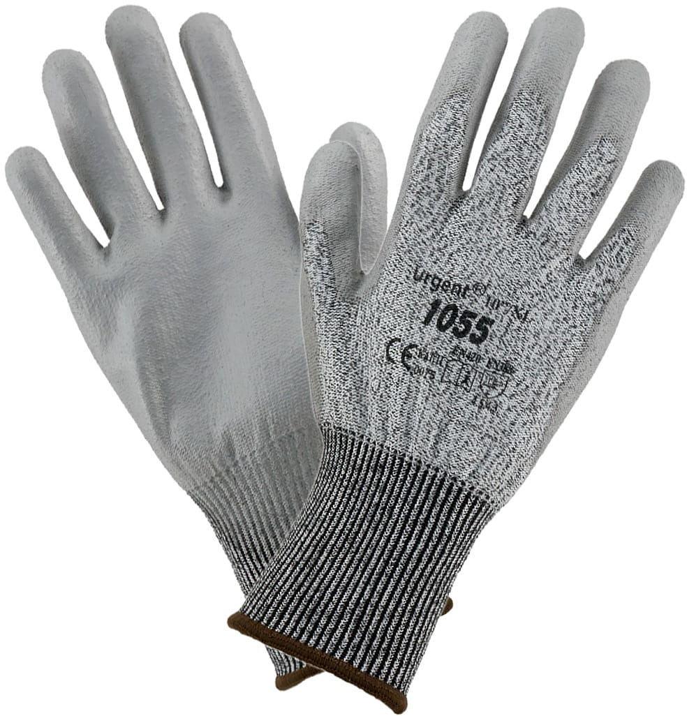 Rękawice robocze URGENT 1055 antyprzecięciowe