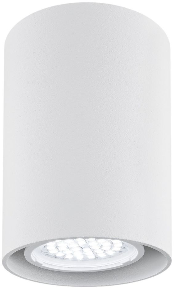 Plafon Tyber 2 3119 Argon nowoczesna oprawa w kolorze białym