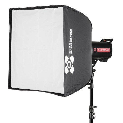 Quadralite Flex 60x60 softbox składany