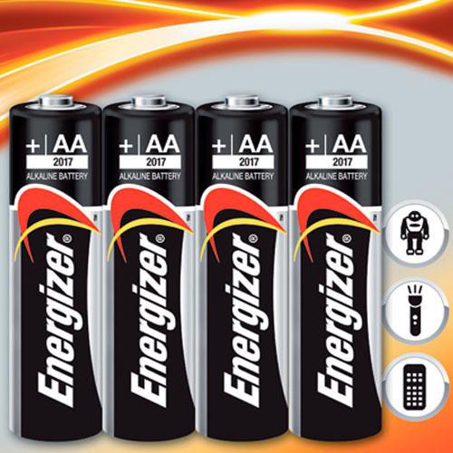 Bateria alkaliczna Energizer 4x AA