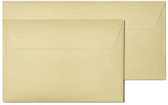 Koperty ozdobne Pearl złoty C6