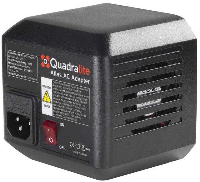 Zasilacz sieciowy Quadralite Atlas