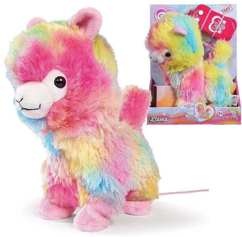 Chi Chi Love Magiczna Lama Sterowana Interaktywna Simba