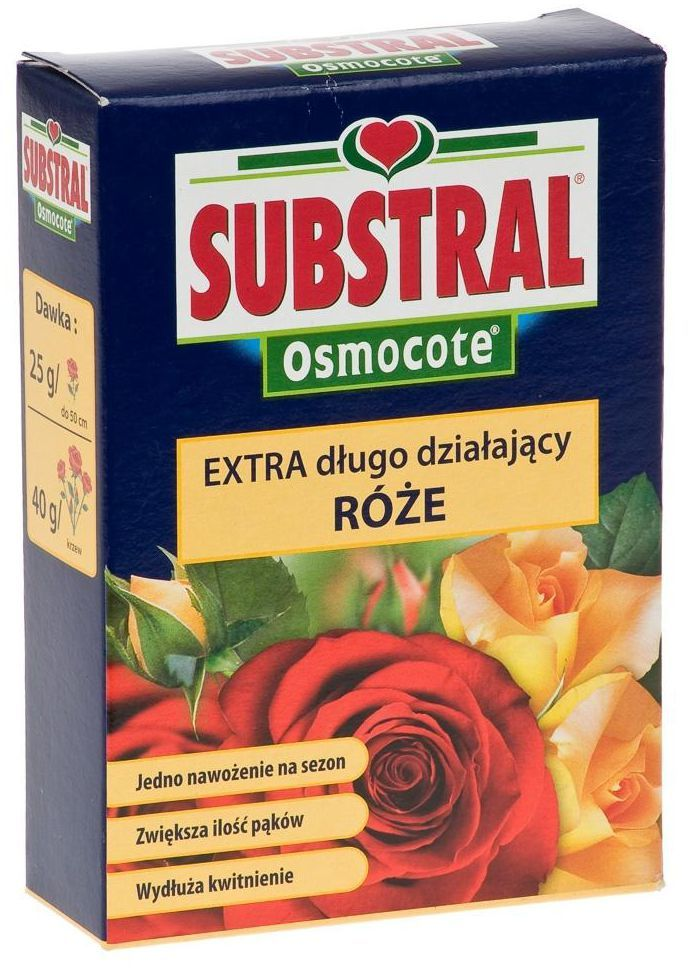 Nawóz do róż OSMOCOTE 0,3 kg SUBSTRAL