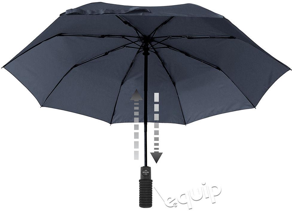 Parasol turystyczny Euroschirm Light Trek Automatic Flashlite