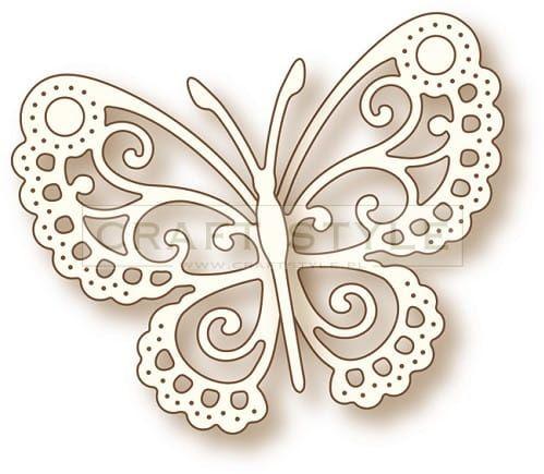 Wykrojnik WRS Butterfly Lace