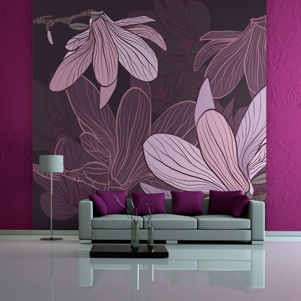 Fototapeta - dreamy flowers