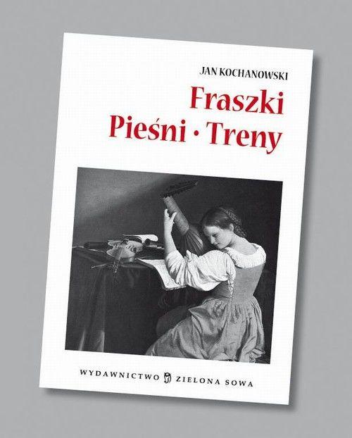 Fraszki pieśni treny audio opracowanie - Jan Kochanowski - audiobook