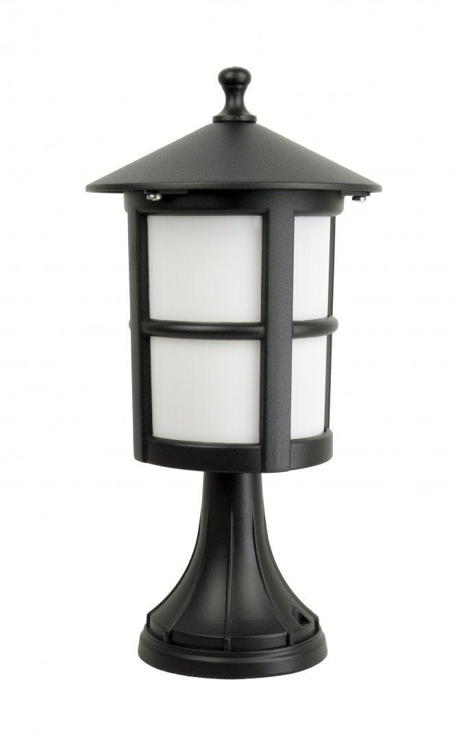 SU-MA CORDOBA II K 4011/1/TD lampa stojąca czarna E27 IP23 41cm