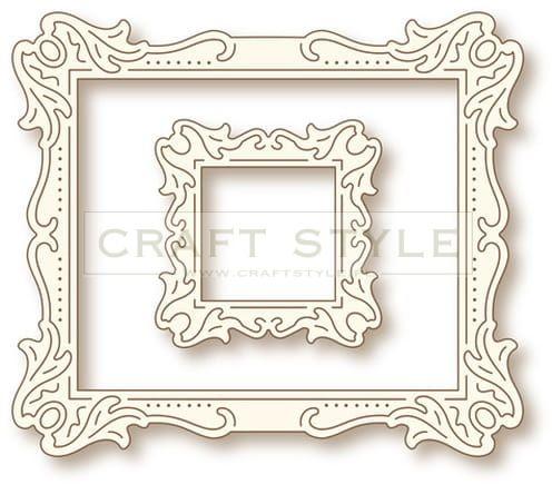 Wykrojnik WRS Antique Art Frames