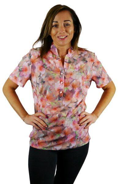 Koszula stójka, bluzka Kreator Studio Mody, r42