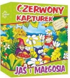 Gra Abino-Czerwony Kapturek-Jaś i Małgosia (5907438272915)