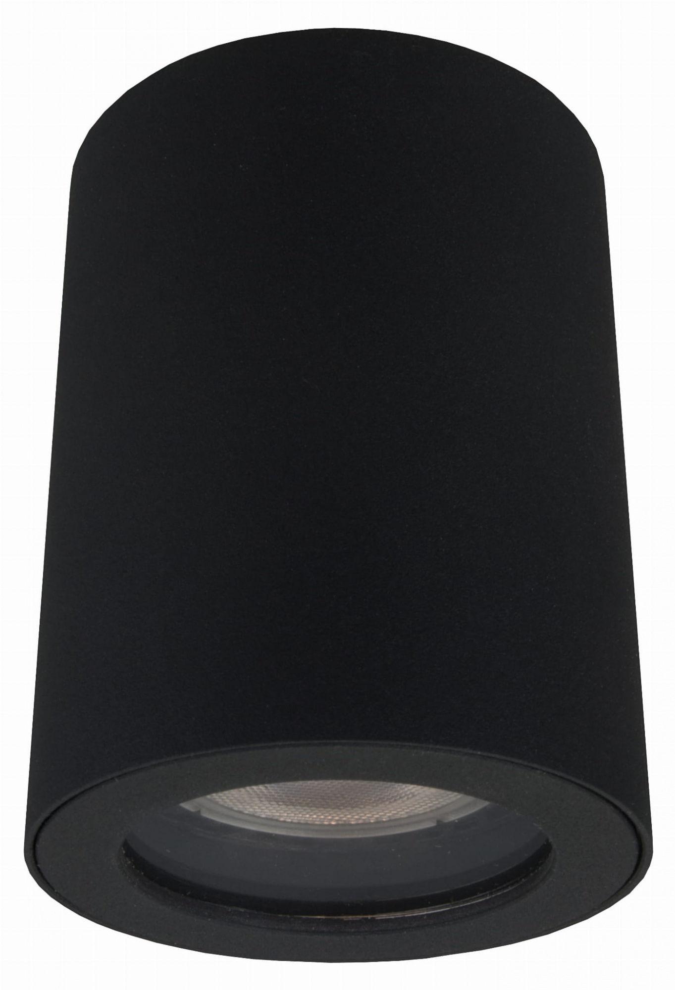 Oprawa natynkowa Faro LP-6510/1SM BK Light Prestige pojedyńcza oprawa w kolorze czarnym