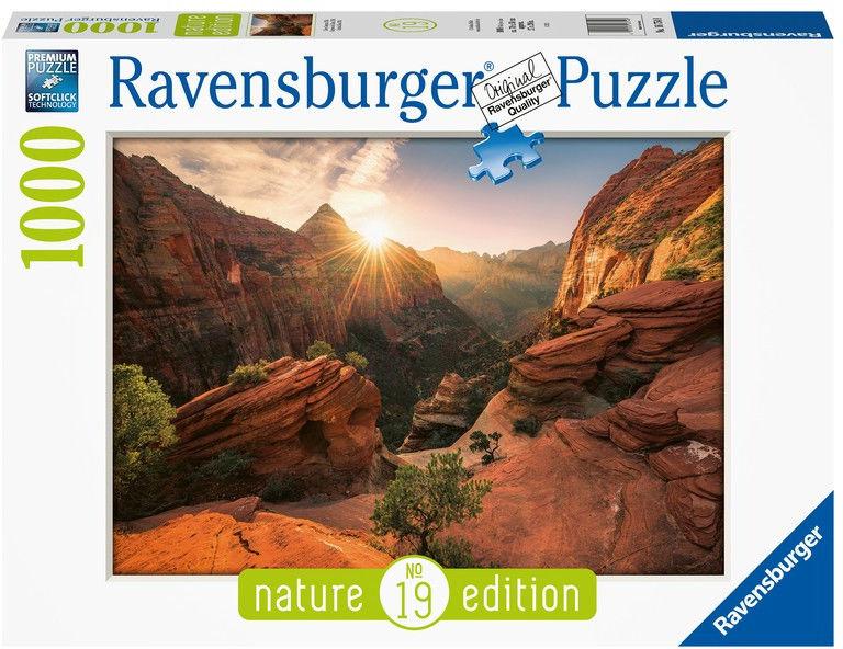 Puzzle 1000 elementów Natura 2 (GXP-764283)