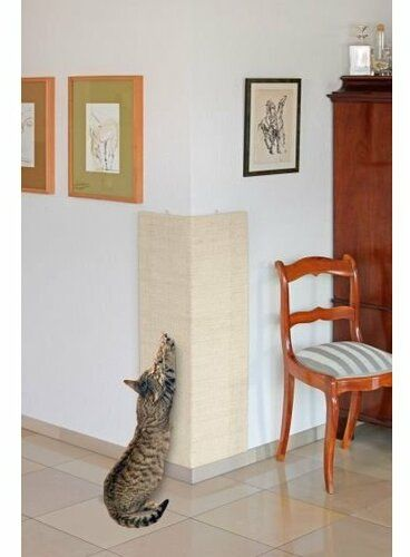 Karlie Drapak rogowy beżowy, 27 x 80 cm