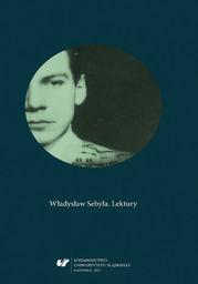 Władysław Sebyła. Lektury - Ebook.