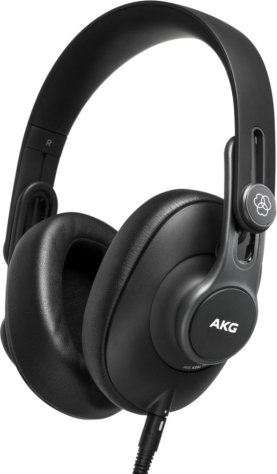 AKG K-361 - zamknięte słuchawki studyjne składaneI 30 DNI NA ZWROT I EKSPRESOWA WYSYŁKA !!